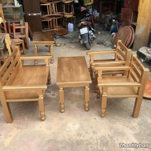 Bàn ghế cafe giá rẻ 0781