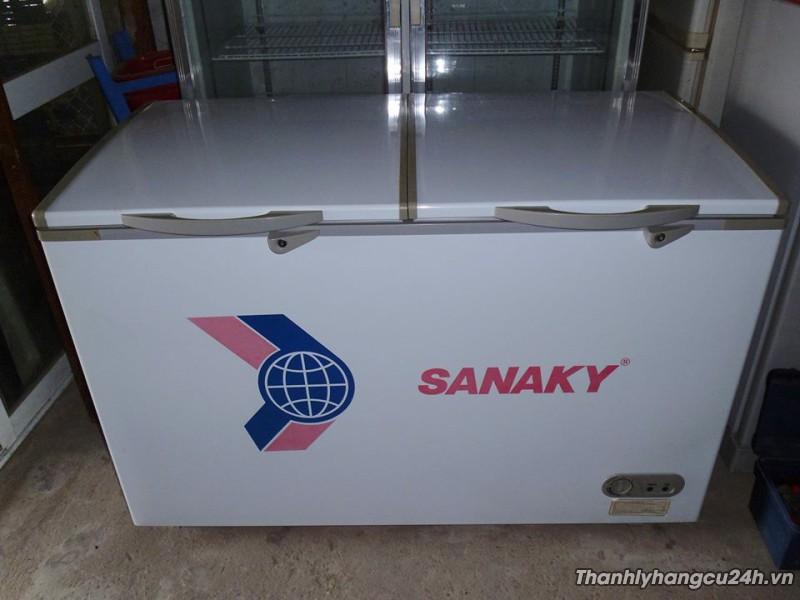 Bán tủ một ngăn đông Sanaky 500L