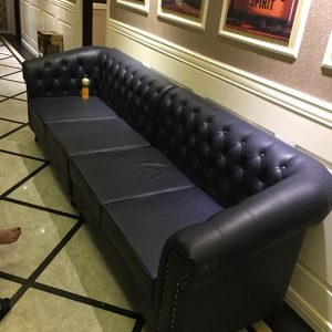 sofa phòng karaoke thanh lý